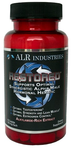 Restored - For Men Only - ALR
