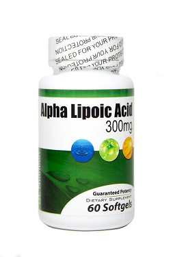 Alpha Lipoic Acid - 300 mg