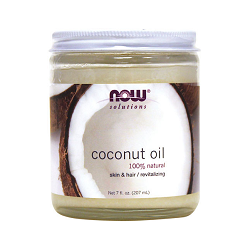 100% Natural Coconut Oil