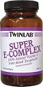 Vitamin E Complex - Twinlab - 400 mg (from d-alpha, d-beta, d-delta, and d-gamma tocopherols)