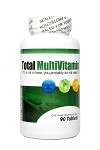 Total Multivitamin - The Athlete's Multi - Contains 82 different Ingredients